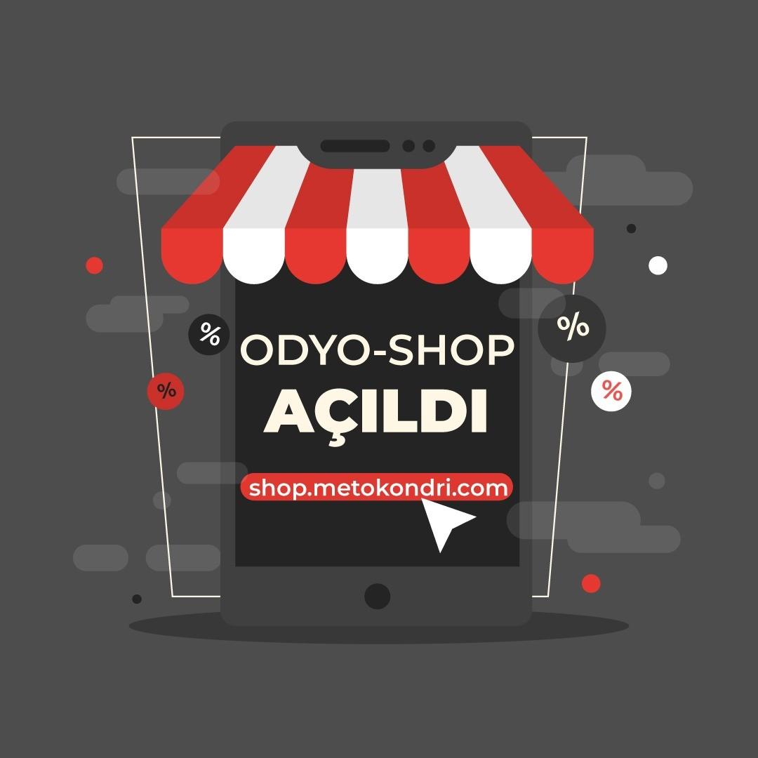 Odyo-Shop Açıldı !